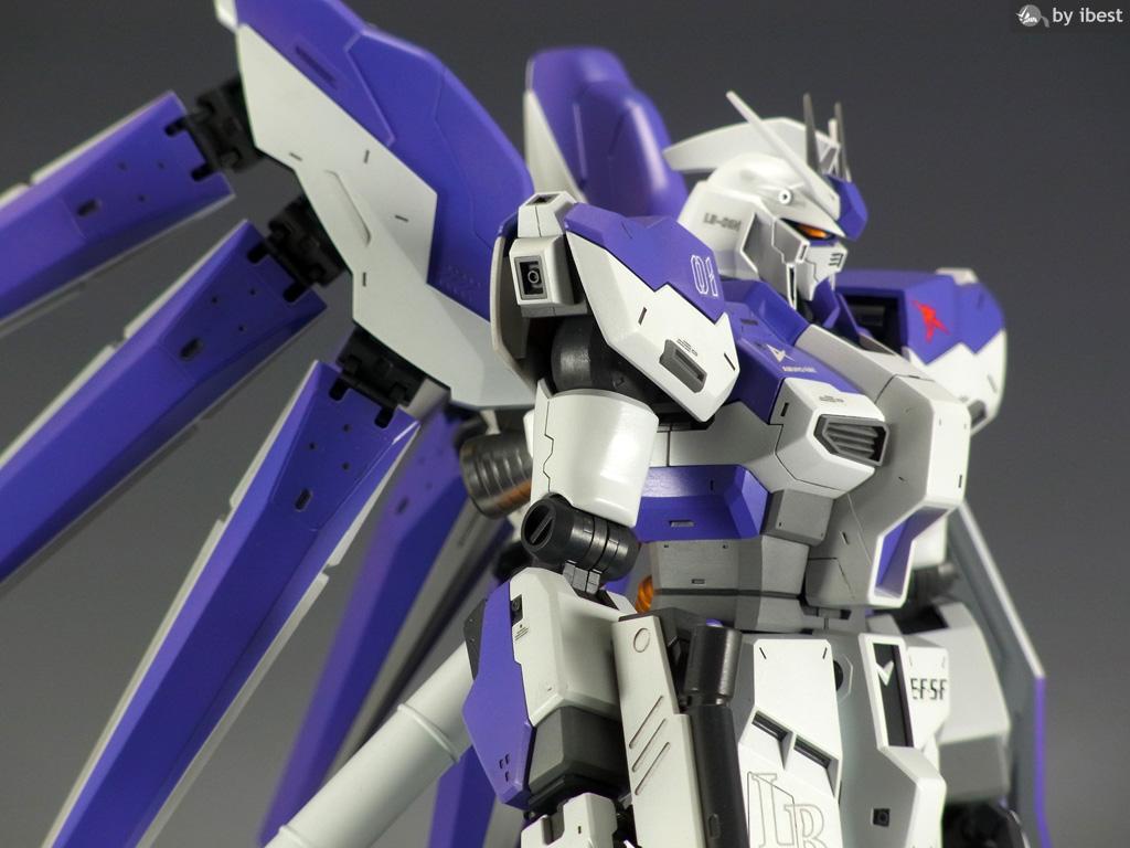 MG 1/100 Hi v Gundam