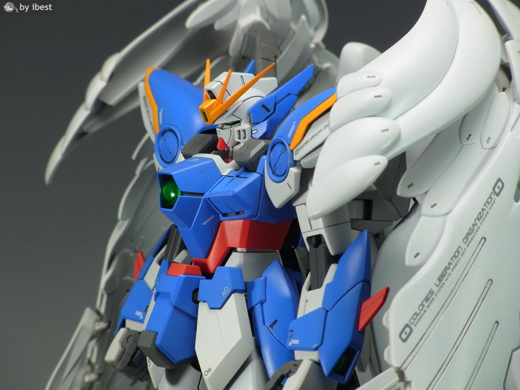 Wing Gundam Zero EW ver.