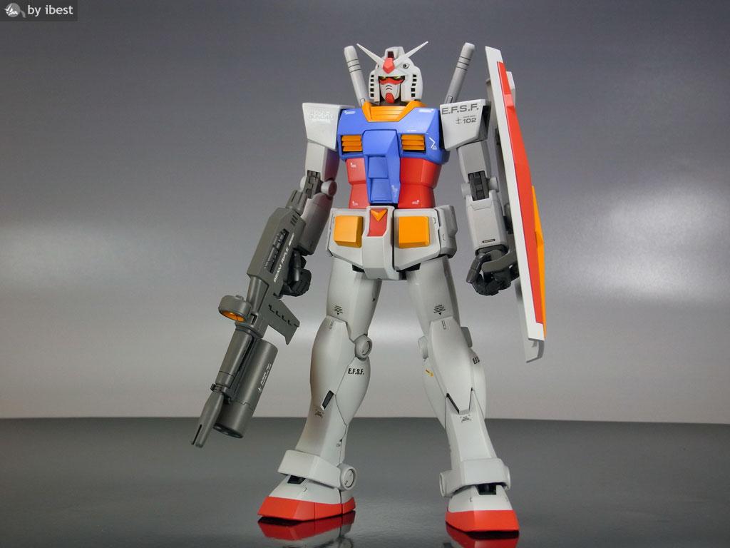 RX-78-2 Gundam by best โดย moobest